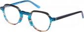 XP by vonBogen 1425 Brille blau bunt
