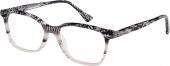 XP by vonBogen 1408 Brille schwarz weiß