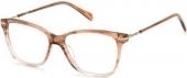 FOSSIL FOS 7105 Kunststoffbrille hellbraun