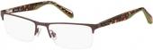 FOSSIL FOS 7047 Tragrand-Brille braun