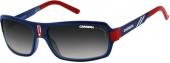 Carrera Carrerino 8 Sportbrille dunkelblau-rot