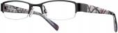Kinderbrille KIDS ONE BI 4221 schwarz-grau-rot